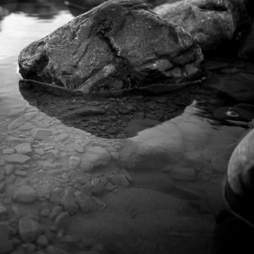 Otaki River by Birgit Moffatt