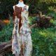 Nuno Felt Dress by Birgit Moffatt