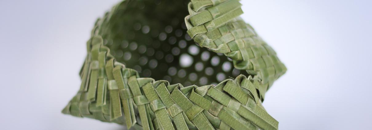 weaving by Birgit Moffatt