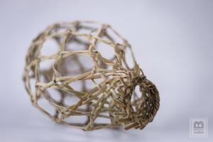 harakeke sculpture by Birgit Moffatt